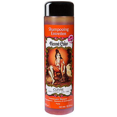 Shampoo mantenimento Henné Color Colore Rame - 250 ml