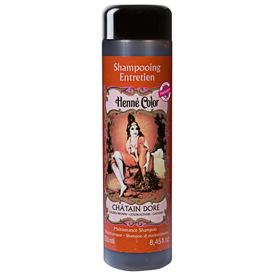 Shampoo mantenimento Henné Color Colore Castano - 250 ml