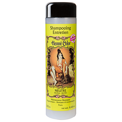 Shampoo mantenimento Henné Color Neutro - 250 ml