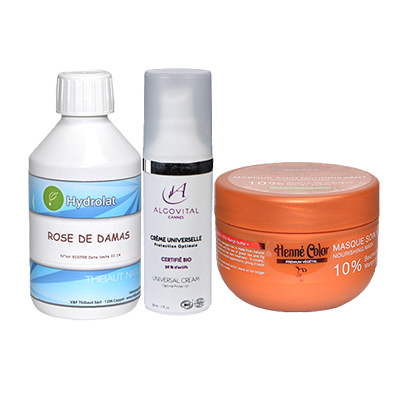 Pack Lady 250 ml + 30 ml + 200 ml