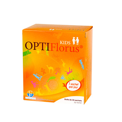 Optiflorus Kids 30 Beutel à 2 g