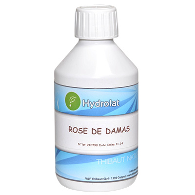 Hydrolat Rose de Damas 250 ml